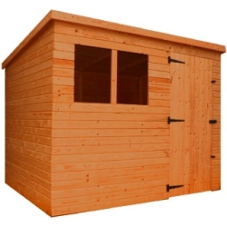 Cheap Garden Sheds delivered all over the UK